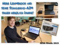 Weiterlesen: Schulradio-AIM unterstützt